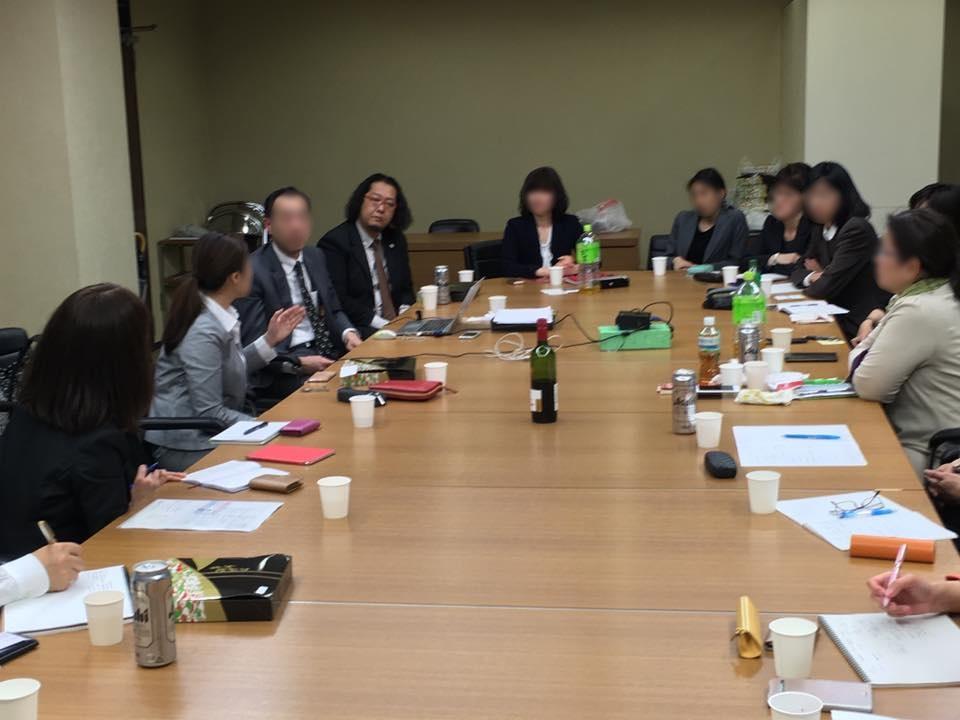 人と組織の活性化研究会(APO研)に参加しました